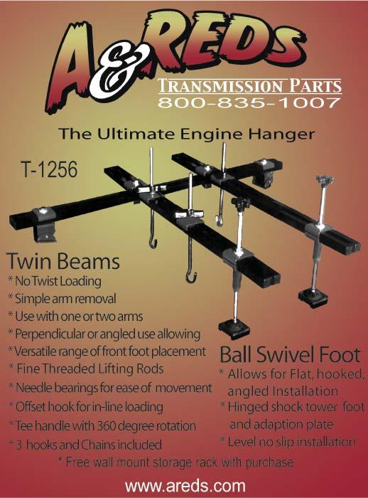 Ultimate Engine Hanger